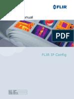 Flir IP ConfigManual