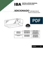 Manual Instalacion Conducto Baja Silueta