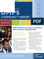 DMPS Community Report - April/May 2014