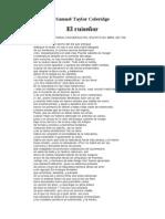 Coleridge Samuel Taylor-El Ruiseñor