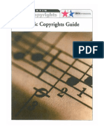 Music Copyrights Guide