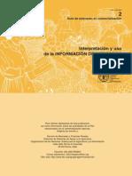 2001 Interpretación y uso de la informacion de mercados-FAO-Andrew Shepherd.pdf