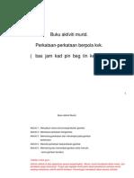 Buku Aktiviti Murid Kvk