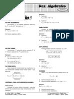 Álgebra ELITE Repaso y Regularizacion 4.1