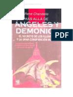 Mas Alla de Angeles y Demonios