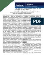 Identificación de Levaduras y Bacterias Acidolacticas Aisladas de Aguamiel, Pulque y Semilla