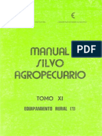 Tomo11 Equipamiento Rural1_Manual Silvoagropecuario