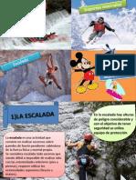 Escalada i Esqui