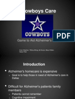 cowboys presentation