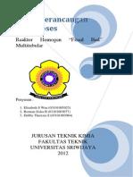 Tugas PAP Reaktor Homogen
