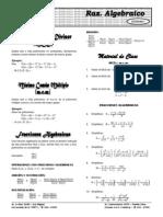 Álgebra ELITE Repaso y Regularizacion 6.1