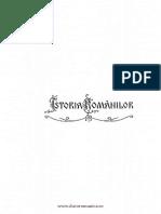 AD.xenopol-Istoria Romanilor Din Dacia Traiană-Volumul.1-Dacia Ante Romană Şi Dacia Romană 513 Inainte de Hr 270 După Hr