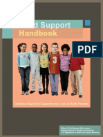 Child Support Handbook With Toc