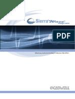 Brochure Sierra Wave ESP2