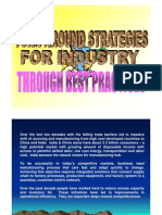 TURN AROUND STRATEGIES FOR INDUSTRY