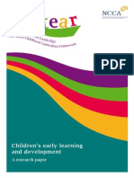 Childrens Learning and Dev