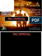 Apresentação Pac Especial Ppt