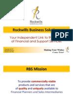 RBS Product Slides @ Jan 2008