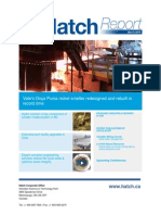 Hatch Report March 2014