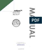 ChronoSync 4 Manual