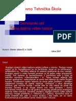 Brako Jelisavcevic - Daljinski Video Nadzor