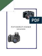 Fotografisanje - prirucnik