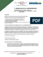 Invitación Jornada Fiscal - Medidas de Apoyo Al Emprendedor - CEOE Guadalajara - 06 11 2013