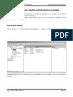 Clase 4 Grupos Dominios Windows Server 2008