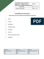Pst-01 Fabricacion de Ductos de Aire Acondicionado y Ventilación