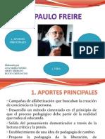 Diapositivas Paulo Freire