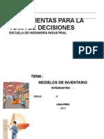 Modelo de Inventario