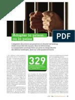 Adapter La Prison... Ou La Peine