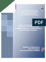Boletin Ciencias de La Comunicacion Colectiva 2013