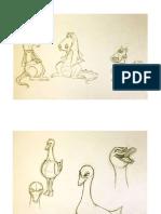 Initial Original Character / Expression Sheets