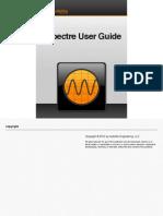 Spectre User Guide