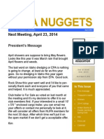 Northern Utah Prospecting Association NUPA Newsletter