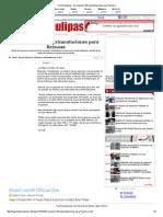 22-04-2014 'en Proyecto 100 Pavimentaciones Para Reynosa'