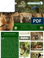 Monkeyland, Birds of Eden and Jukani Electronic brochure