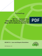 Wbc2010 Proceedings
