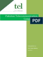 Ptcl Audit Report
