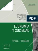 Economia y Sociedad 16 (2014)