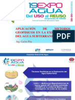 Estudio ELectromagnetico Mexico