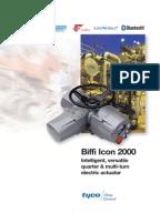 icon 2000 actuator biffi icon 2000