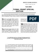 Newsletter 2009 10