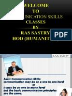 1. Basic Communication Skills