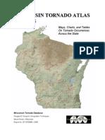 Wisconsin Tornado Atlas 1950-2005