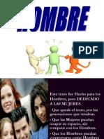 Familia - Al Hombre - EXCELENTE