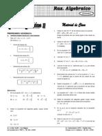 Álgebra ELITE Repaso y Regularizacion 8.2