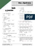 Álgebra ELITE Repaso y Regularizacion 10.1