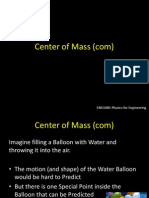 03 Center of Mass